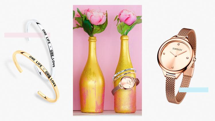 Часы и браслеты SOKOLOV