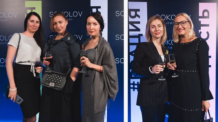 Показ SOKOLOV Fashion Show