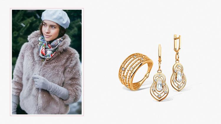 Русский стиль в ювелирных изделиях